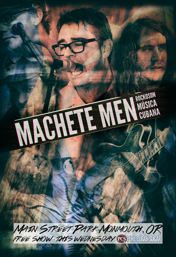 Machete-Men
