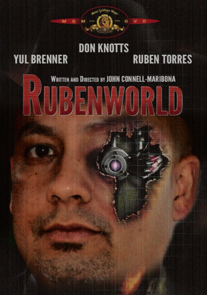 Like the android from the old 70's film West World, hell Ruben looked like Yul Brynner. A Ruben Torres robot, hells yeah!!! Android Ruben is better than no ... - Ruben-World